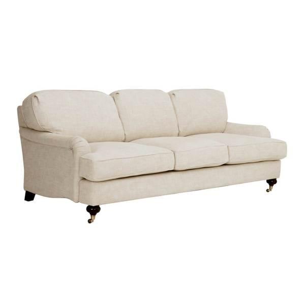 Citation Natural Linen Sofa