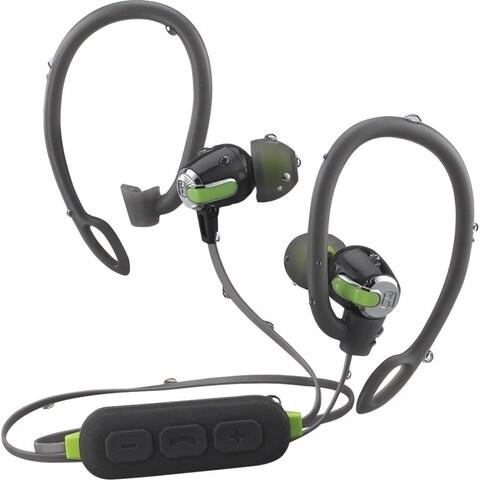 iHome Water-Resistant Wireless Sport Earbuds
