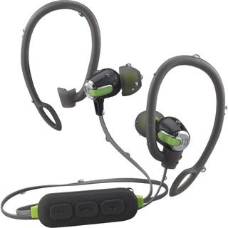 iHome Water-Resistant Wireless Sport Earbuds