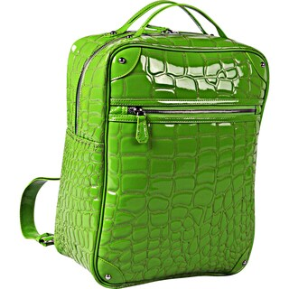 OUUL Alligator Embossed Fashion Backpack