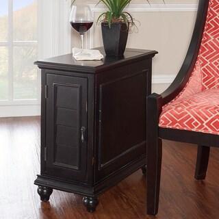 Olsen Black Shutter Cabinet