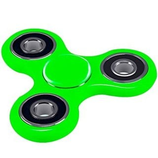 Original Shape Green 360 Fidget Spinner