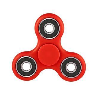Original Shape Red 360 Fidget Spinner