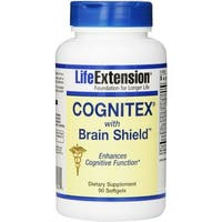 Life Extension Cognitex with Brain Shield (90 Softgels)