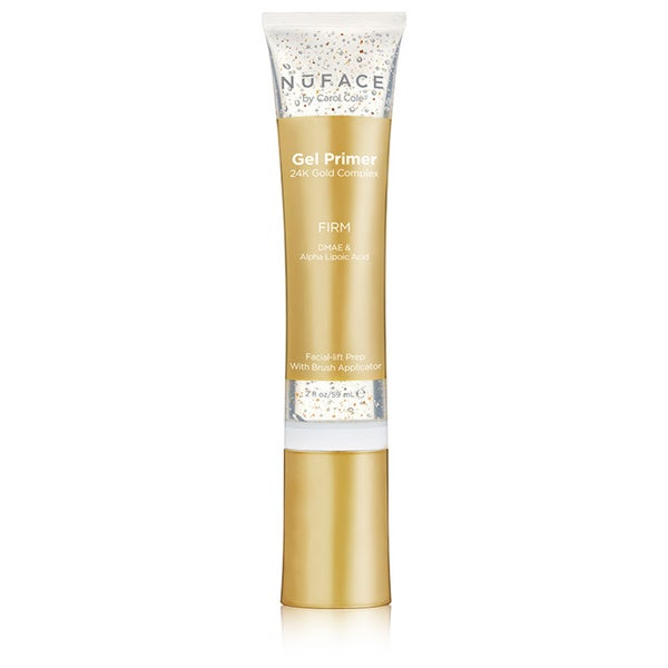 NuFACE 24K Gold Fragrance-Free 2-ounce Firm Primer Gel