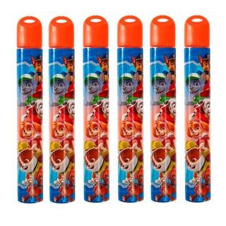 Little Kids Paw Patrol 2.3-ounce Boy Bubble Wand (Pack of 6)