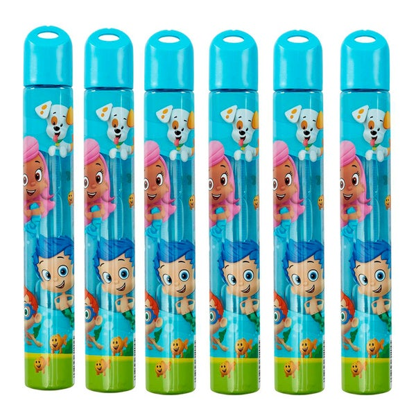 Bubble Guppies 2.3-ounce Bubble Wand (Pack of 6)