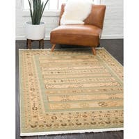Unique Loom Viceroy Fars Area Rug - 9' X 12'
