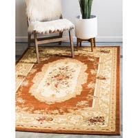 Unique Loom Henry Versailles Area Rug - 9' x 12'
