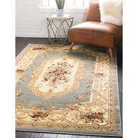 Unique Loom Henry Versailles Area Rug - 9' 0 x 12' 0