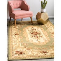 Unique Loom Henry Versailles Area Rug - 8' x 11' 4