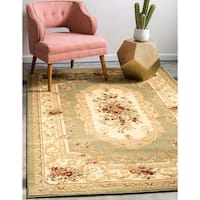 Unique Loom Henry Versailles Area Rug - 8' x 10'