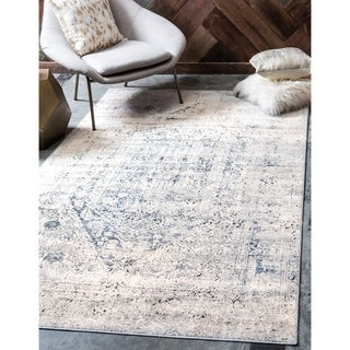 Unique Loom Quincy Chateau Area Rug - 9' x 12'