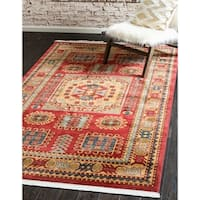 Unique Loom Bardiya Sahand Area Rug - 10' x 13'