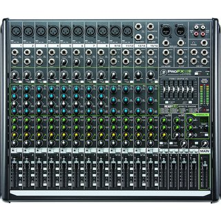 Mackie PROFX16V2 16-Channel 4-Bus Compact Mixer w/ USB and Effects