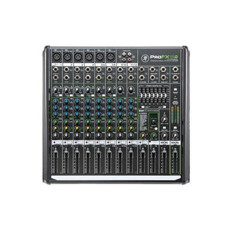 Mackie PROFX12V2 12-Channel Compact Mixer w/ USB and Effects