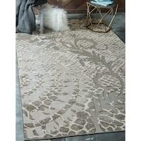 Unique Loom Pasadena Indoor/ Outdoor Area Rug - 9' x 12'