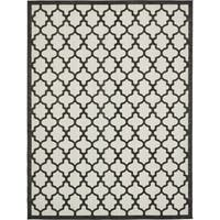 Unique Loom Tulsa Indoor/ Outdoor Area Rug - 9' X 12'