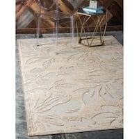 Unique Loom Jacksonville Indoor/ Outdoor Area Rug - 9' x 12'