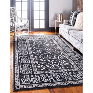 Unique Loom Atlanta Indoor/ Outdoor Area Rug - 8' x 10'