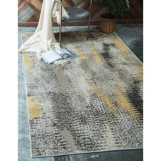 Unique Loom New York Indoor/ Outdoor Area Rug - 7' x 10'