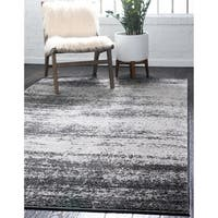 Unique Loom Lucille Del Mar Area Rug - 10' x 13'