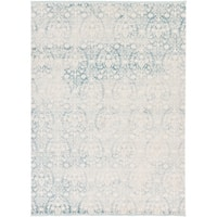 Unique Loom Tyche New Classical Area Rug - 9' x 12'