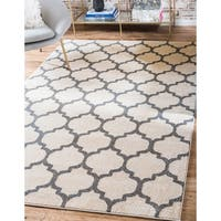 Unique Loom Philadelphia Trellis Area Rug - 9' x 12'