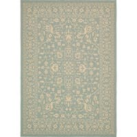 Unique Loom Allover Outdoor Area Rug - 8' x 11' 4