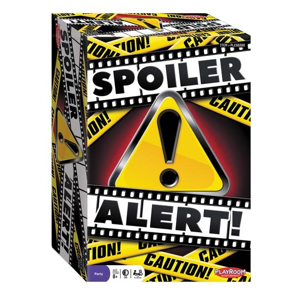 Playroom Entertainment Spoiler Alert! Volume 1 Game