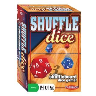 Playroom Entertainment Shuffle Dice Game