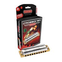Hohner M2009BX-E Marine Band Crossover Boxed Key of E