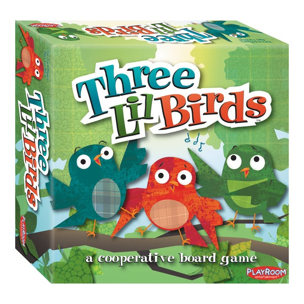 Playroom Entertainment Three Lil Birds Game