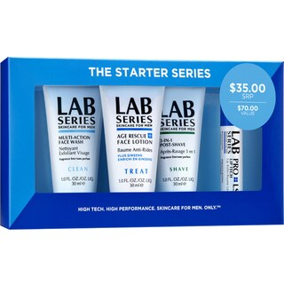 Lab Series The Starter Series 4-piece Set