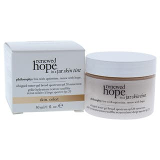 Philosophy Renewed Hope In A Jar 1-ounce Skin Tint 7.5 Honey|https://ak1.ostkcdn.com/images/products/16320176/P22682446.jpg?impolicy=medium