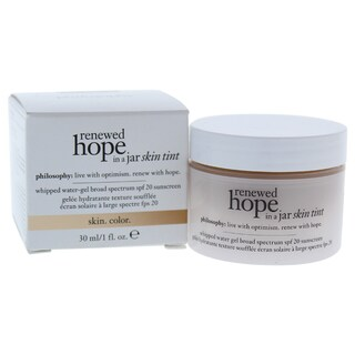 Philosophy Renewed Hope In A Jar 1-ounce Skin Tint 7.5 Honey