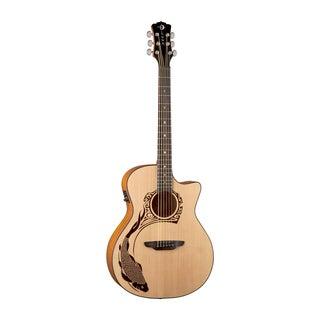Luna Guitars Oracle Koi Next Generation Acoustic-Electric Guitar, Spruce Top - Natural