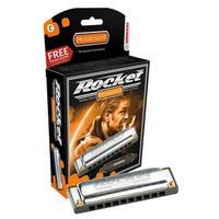 Hohner Rocket Harmonica Boxed Key Of G