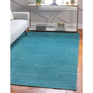 Unique Loom Solid Williamsburg Area Rug