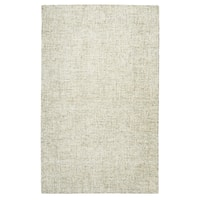 "Hand-Tufted Brindleton Solid Beige Wool Area Rug  (6'6"" x 9'6"") - 6'6"" x 9'6"""