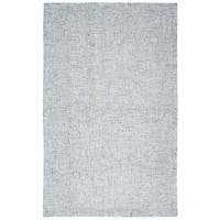 Hand-Tufted Brindleton Solid Blue Wool Area Rug  (12' x 15')