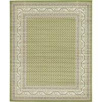 Unique Loom Allover Tribeca Area Rug - 8' x 10'