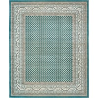 Unique Loom Allover Tribeca Area Rug - 8' 0 x 10' 0