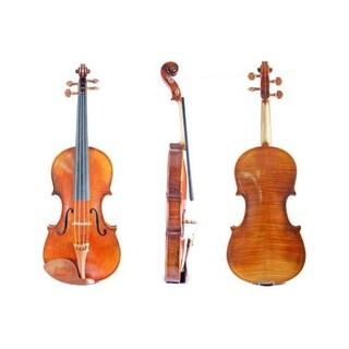 "M. Ravel VA100155OF 15.5"" Viola - Flamed Maple"