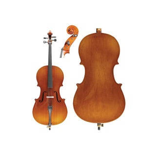 M. Ravel CE1003/4 3/4 Cello Outfit