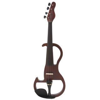 Le'Var VLNXEN Electric Violin w/ Headphones, Bow, & Case