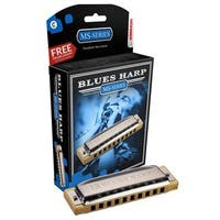 Hohner Blues Harp MS Modular System Diatonic Harmonica, C-major