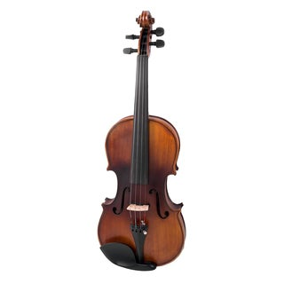 Le'Var VLNLV100E Electric Student Violin w/ Bow, Strings, Rosin & Case