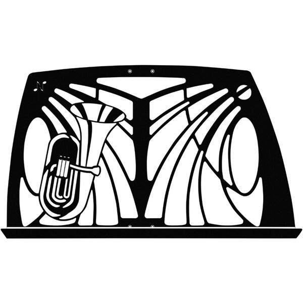 Manhasset Noteworthy Music Stand - Baritone Design