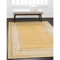 Unique Loom Allover Williamsburg Area Rug - 10' X 13'